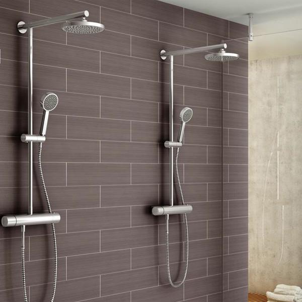 European Shower Fixtures