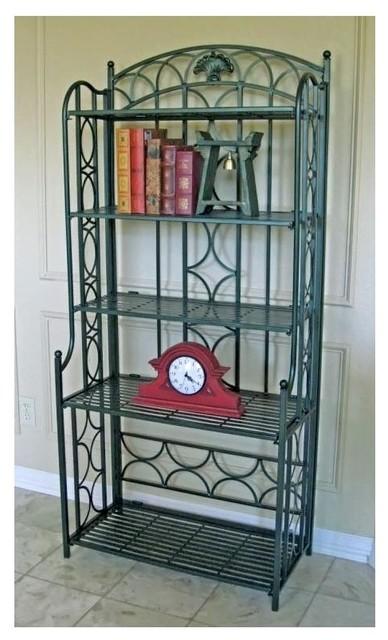 5 Shelf Indoor Outdoor Patio Baker39s Rack In