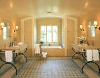 Spanish Style Master Bathroom - Mediterranean - Bathroom ...