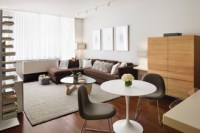Chelsea II - Contemporary - Living Room - new york - by m ...