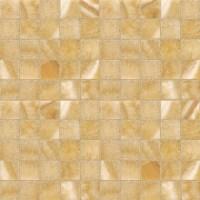 Honey Onyx Polished Mosaic