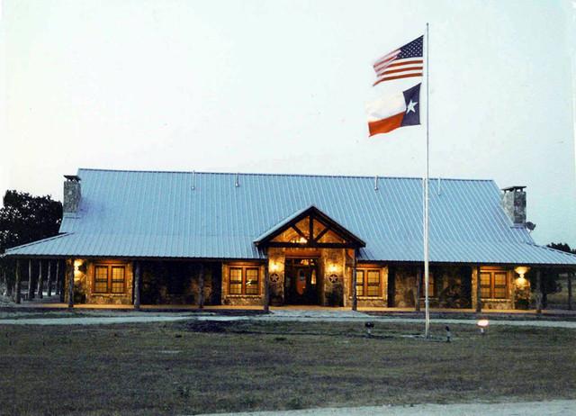 Texas Ranch Home Plans texas hill country house plans porches | ideasidea