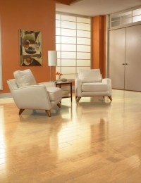 Maple Engineered Floor