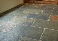 Grey Slate Kitchen Floor - House Furniture
