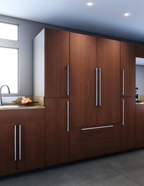 Jenn Air Armoire Style Refrigerator Modern Kitchen Philadelphia By Mrs G TV Amp Appliances