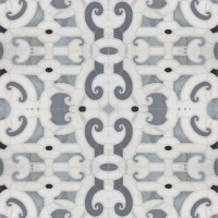 Michael S Smith Cosmati Stone Mosaic Tile - Ann Sacks Tile ...