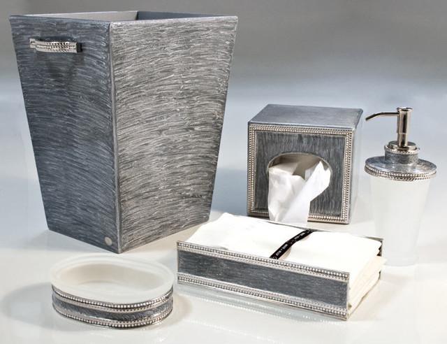 Bath Accessories  Furnishings  Contemporary  Bathroom