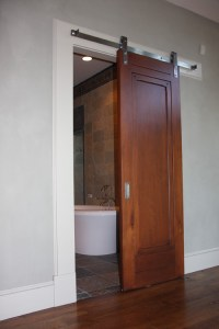 We are remodeling two small bathrooms and would consider ...