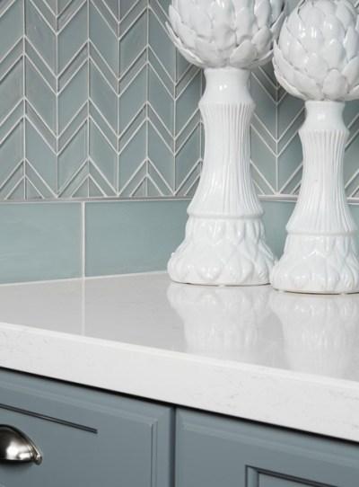 Islandia Barbados Glass - Modern - Kitchen - other metro ...