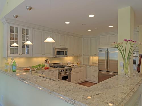 certified kitchen designer basic cabinets andino white granite | countertops, slabs