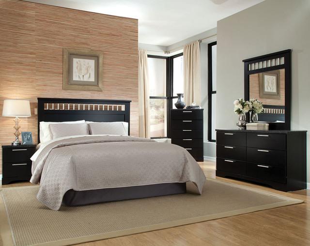 Atlanta Bedroom Set  Modern  Bedroom  Columbus  By