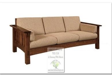 Craftsman Style Sofa