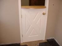 Interior Door: Interior Half Door
