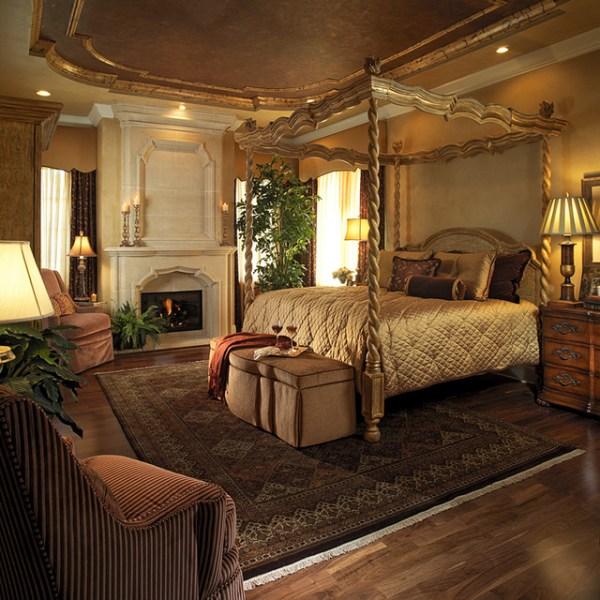 mediterranean bedroom design Bedrooms