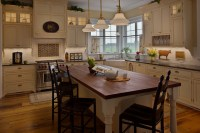 Farmhouse style home - Farmhouse - Kitchen - other metro ...