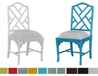 Chinese Chippendale CUSTOM Chair asian-dining-chairs