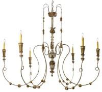 Canopy Designs Bordeaux Chandelier - Modern - Chandeliers ...