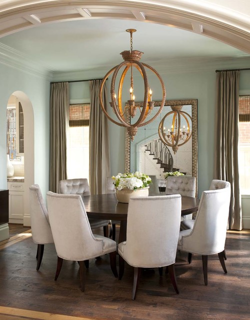 Traditional Dining Room Ideas and Photos