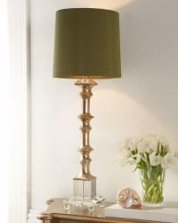 """""""Melrose"""" Buffet Lamp lamp-shades"""