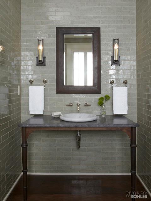 Nashville Farmhouse Bathroom Farmhouse Bathroom