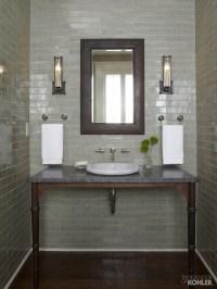 Nashville Farmhouse Bathroom - Farmhouse - Bathroom ...
