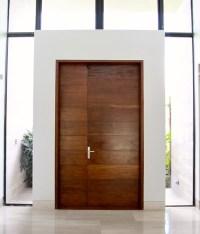 Borano Modern Doors - Contemporary - Entry - other metro ...