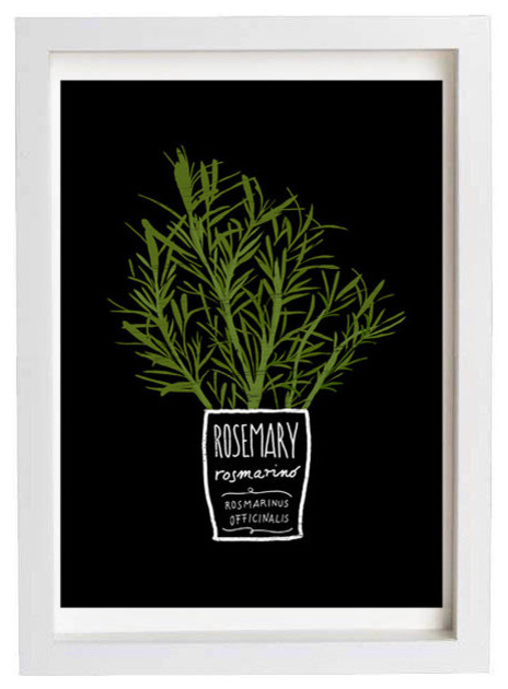 photos rosemary kitchen art print by anek contemporary artwork