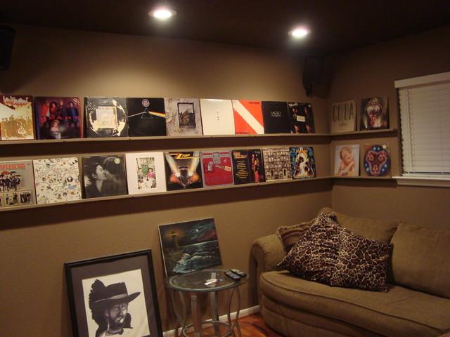 Convert Bedroom into a Media room  Craftsman  houston