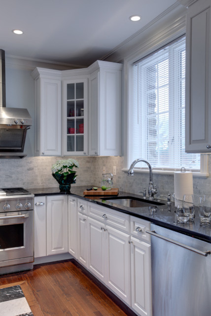 1920s Home Kitchen Remodel  Traditional  Kitchen  baltimore  by Owings Brothers Contracting