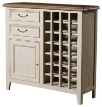 Cornwall Wine Cabinet - Traditional - Wine Racks - by ...