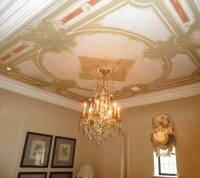 Balboa Island French Ceiling