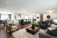 Coquitlam Family Ties - Transitional - Living Room ...