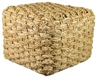Seagrass Cube - Footstools And Ottomans - los angeles - by ...