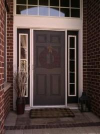 Mirage Retractable Door Screens-Entry Doors