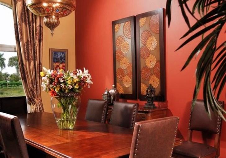 Tuscan Formal Dining Room Ideas
