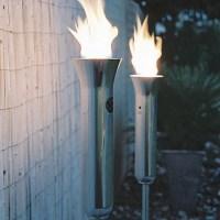Contempo Garden Torch contemporary
