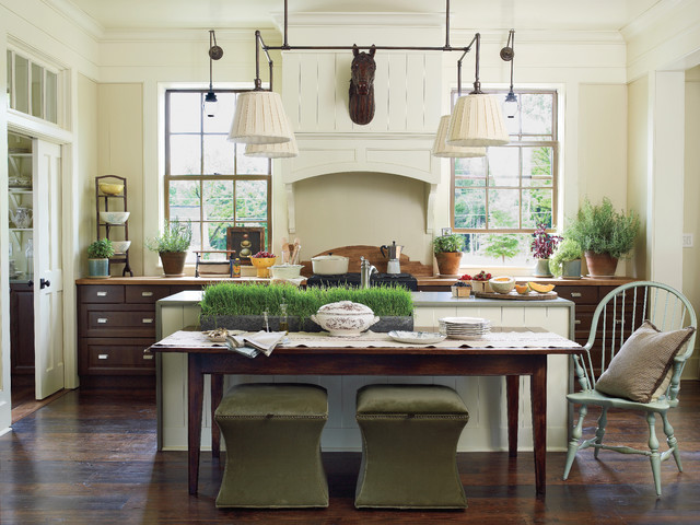 Southern Living Kitchens