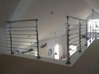 Prova Railing System - Contemporary - Hall - minneapolis ...