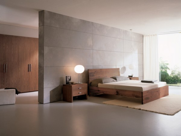 modern minimalist bedroom furniture Night Stand 05925 - Modern - Bedroom - philadelphia - by usona