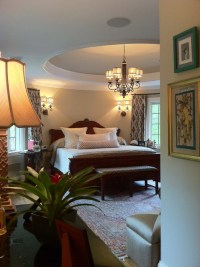 Dome Ceiling - Traditional - Bedroom - cedar rapids - by ...
