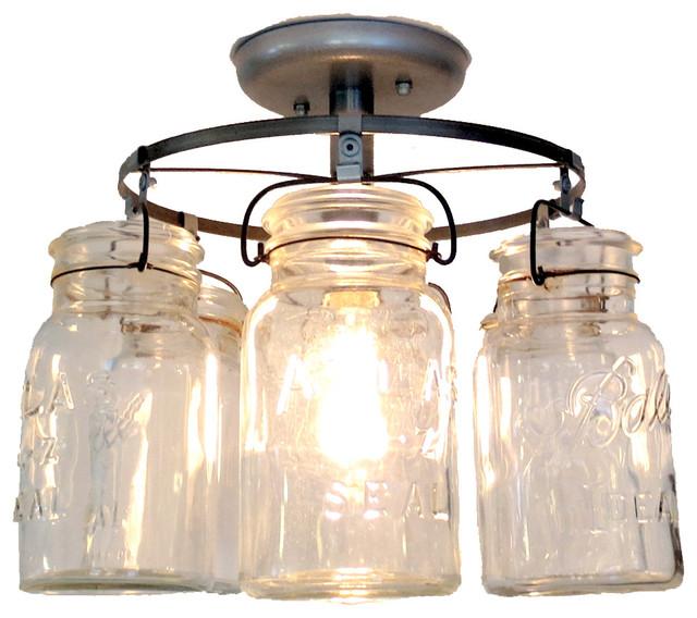 Black Outdoor Ceiling Fan Light