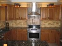 Kitchen Backsplash - Rustic - Kitchen - other metro - by ...