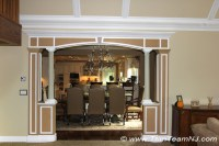 Doorsways and Archways - Traditional - Living Room - by ...