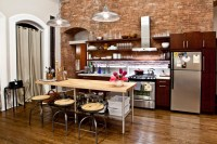 NYC Loft - Contemporary - Kitchen - new york - by Design42 ...