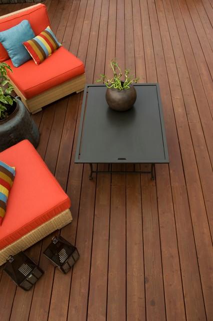 Benjamin Moore contemporary patio