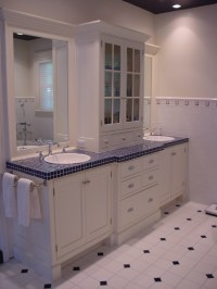 Bath Cabinetry - Traditional - other metro - by Cook ...