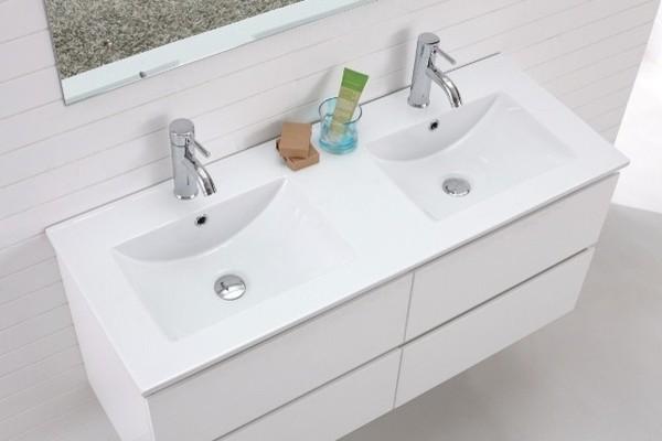 High Gloss Bathroom Wall Cabinets