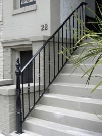 Victorian Handrail - Traditional - Exterior - san ...