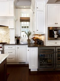 Showplace inset cabinets