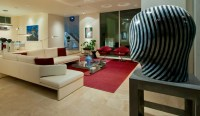 Hollywood hills living room - Modern - Living Room - los ...